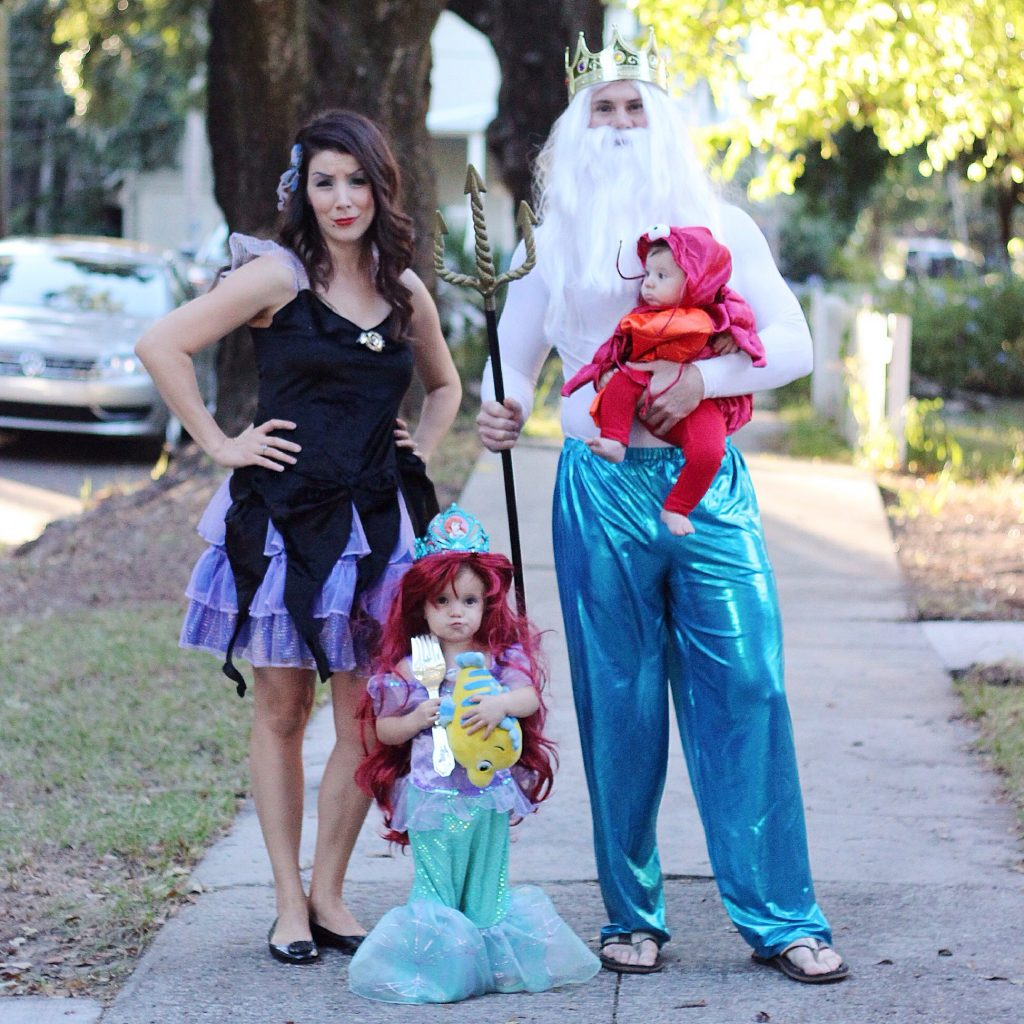 Family Halloween Costumes With Baby Girl.Family Halloween Costume Ideas The Gray Ruby Diaries
