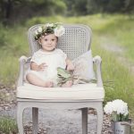 A Secret Garden First Birthday Party