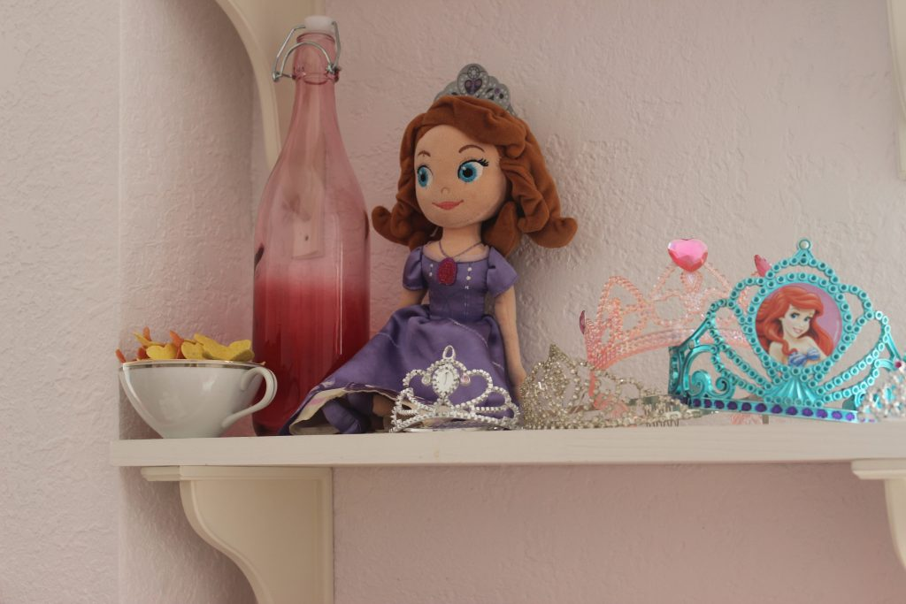 #disneykids princess tea playdate