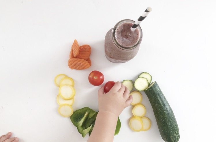 get your picky toddler to eat more veggies