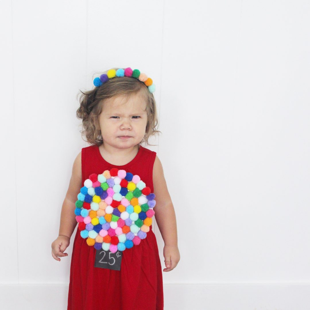 DIY Toddler Costume