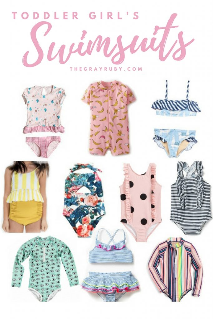 toddler girls swimsuits