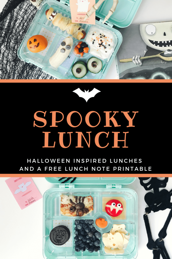 halloween lunch ideas with free lunchbox printables