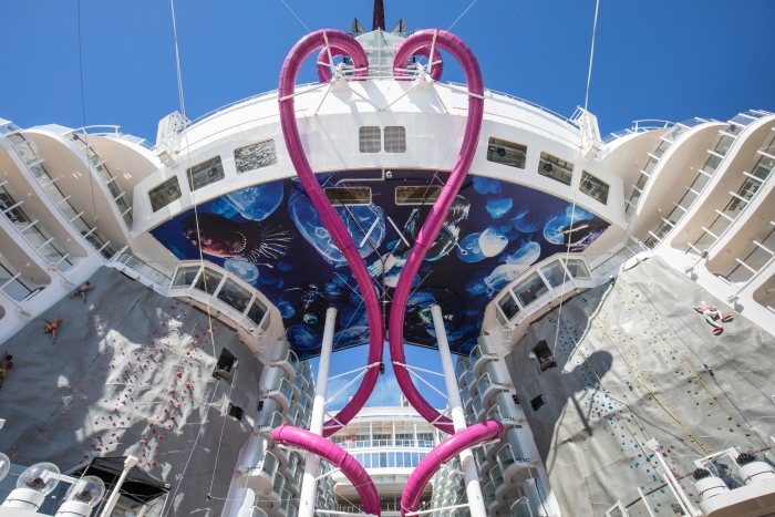 ultimate abyss on the symphony of the seas