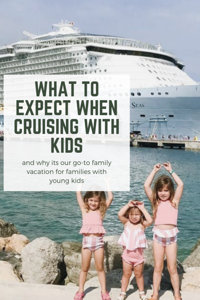 cruising with kids - family cruise - oasis of the seas - Royal Caribbean