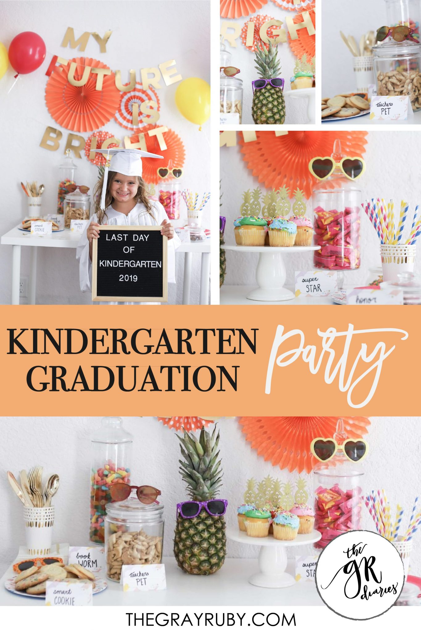 Kindergarten Graduation Party