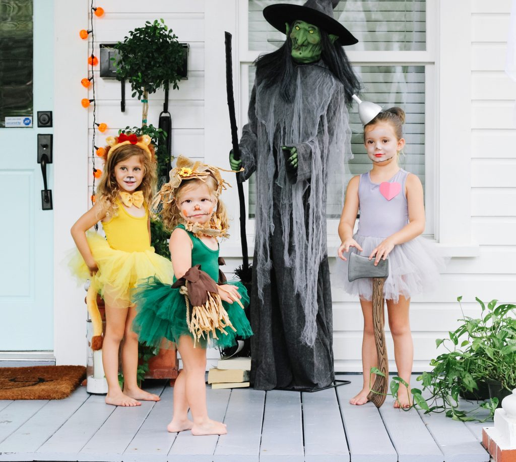little girls wizard of oz costumes