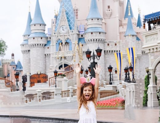 planning a Disney World Vacation