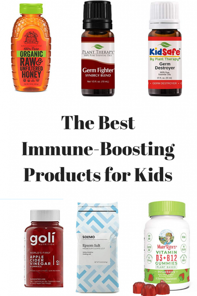 The best immune boosting products for kids