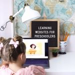 Our Favorite Learning Websites for Preschoolers