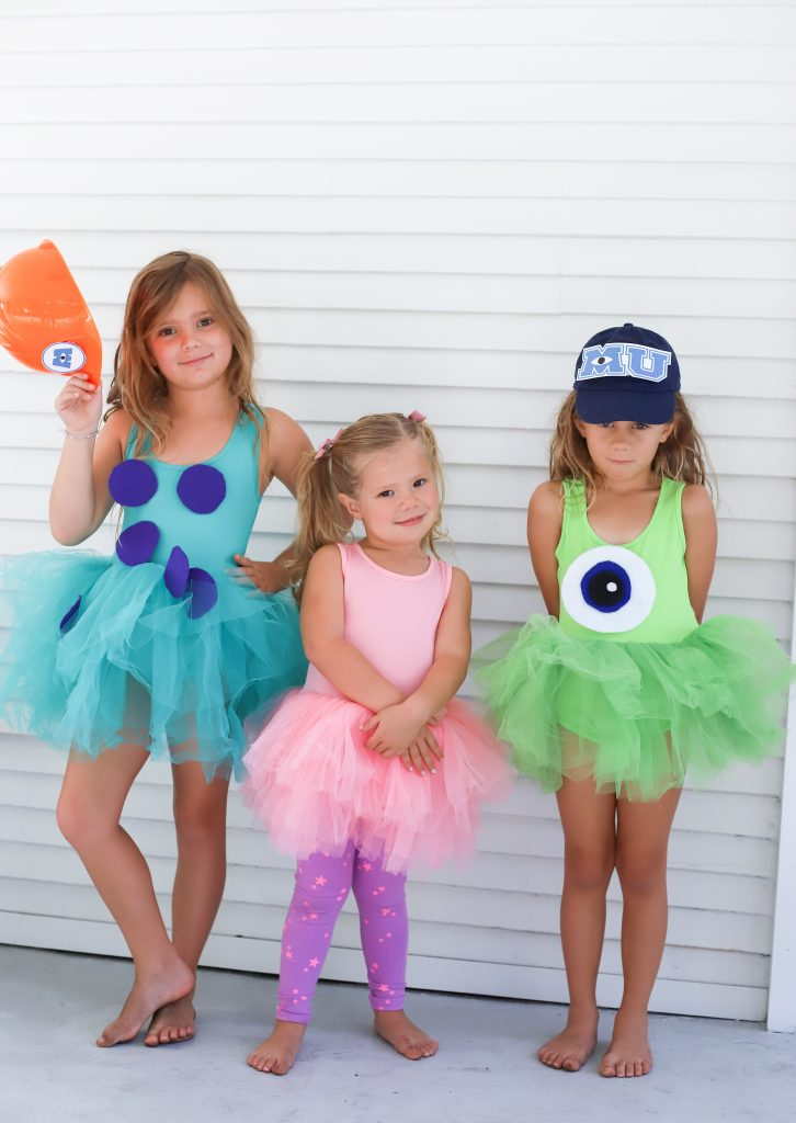 simple Monsters Inc costumes