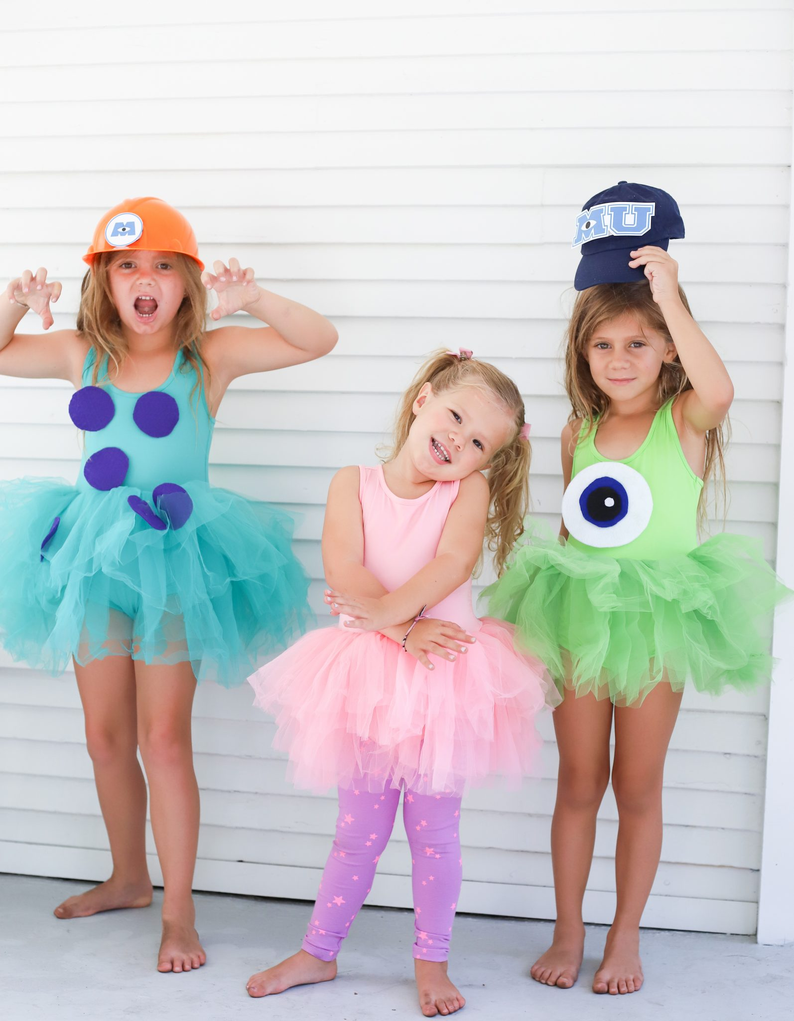 Diy Monsters Inc Costumes The Gray Ruby Diaries