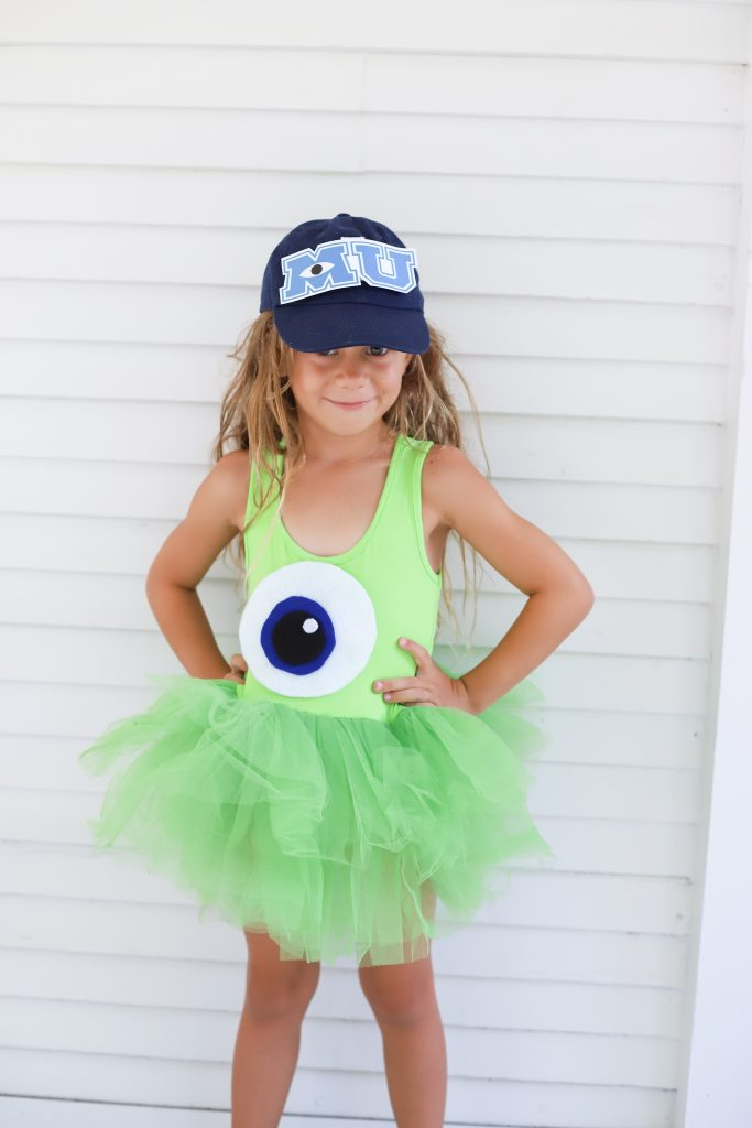 Mike Wazowski costume for kids