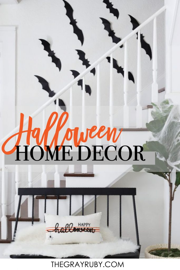 halloween home decor you can make on a budget