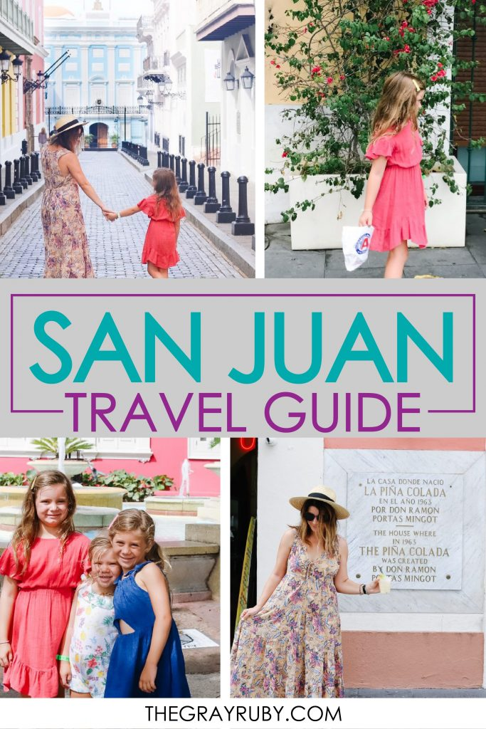 San Juan travel guide - the best things to do in San Juan with kids