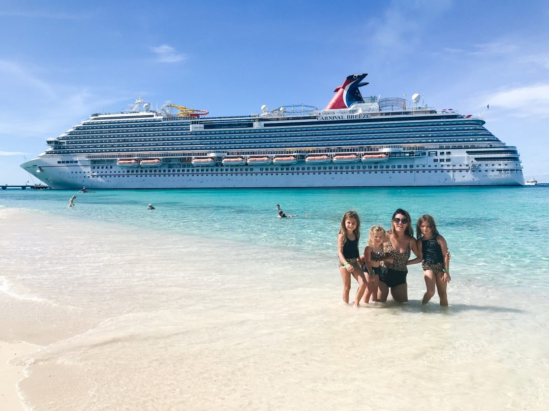Grand Turk With Kids