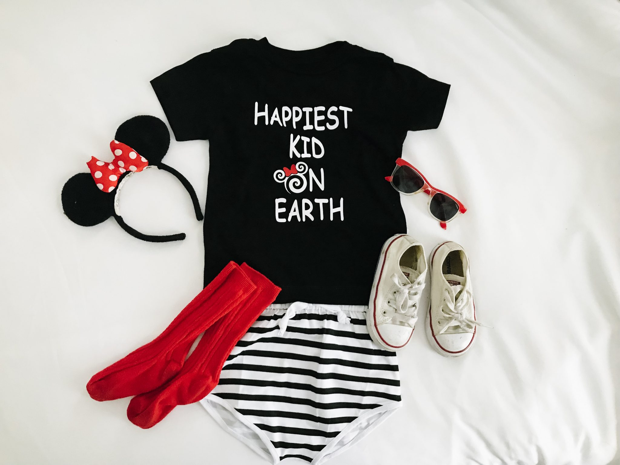 Disney Outfits for little girls all from Amazon
