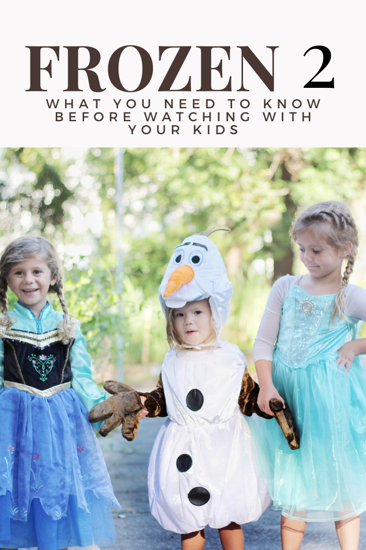 frozen 2 review - what to expect when watching with your kids and what the movie is really like