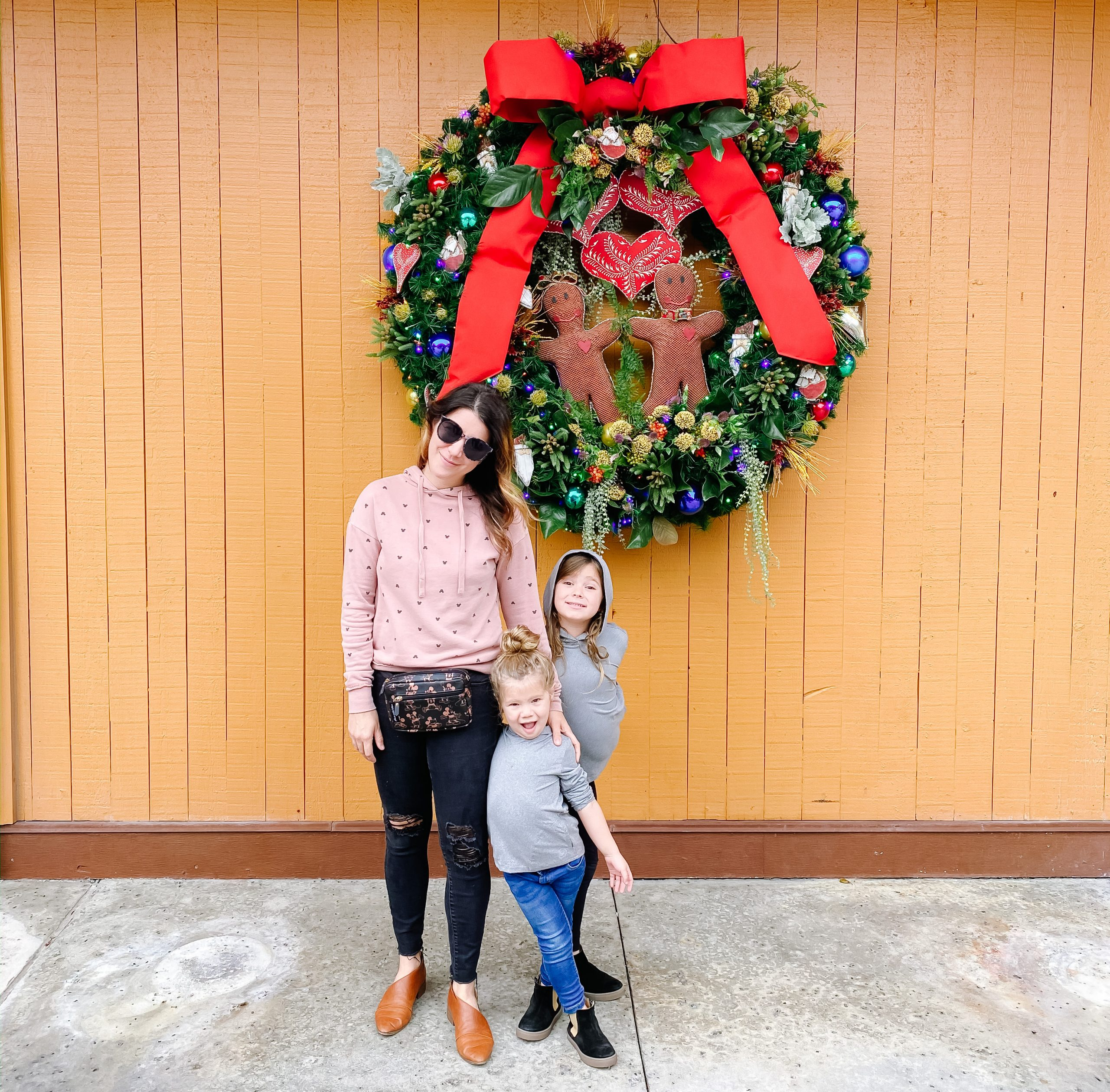 Christmas at Disney Springs