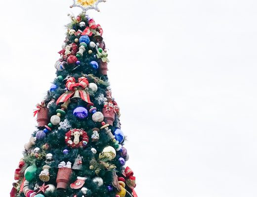 Christmas at Disney Springs - all the holidays things to do. Free things to do at Disney