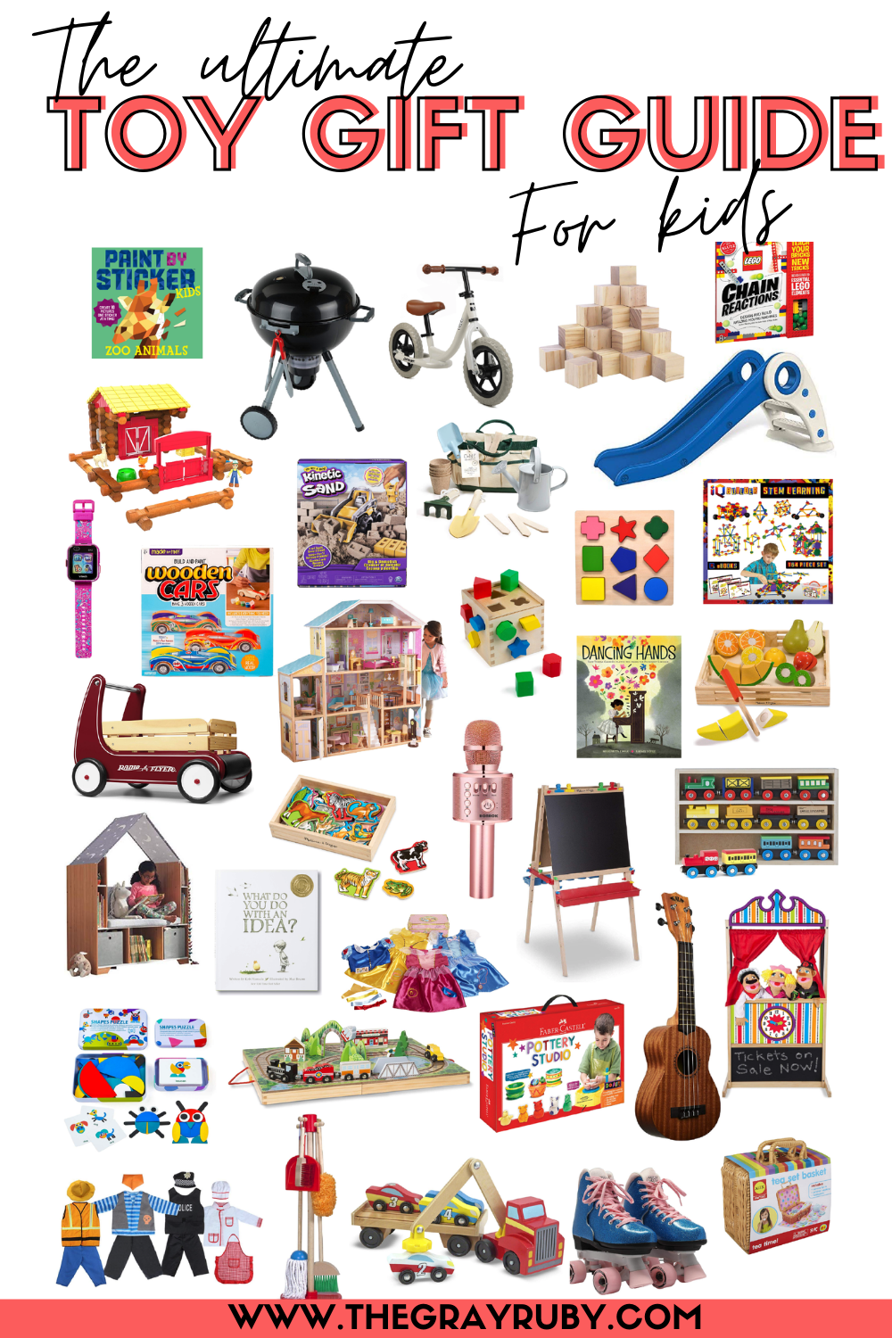 ULTIMATE TOY GIFT GUIDE