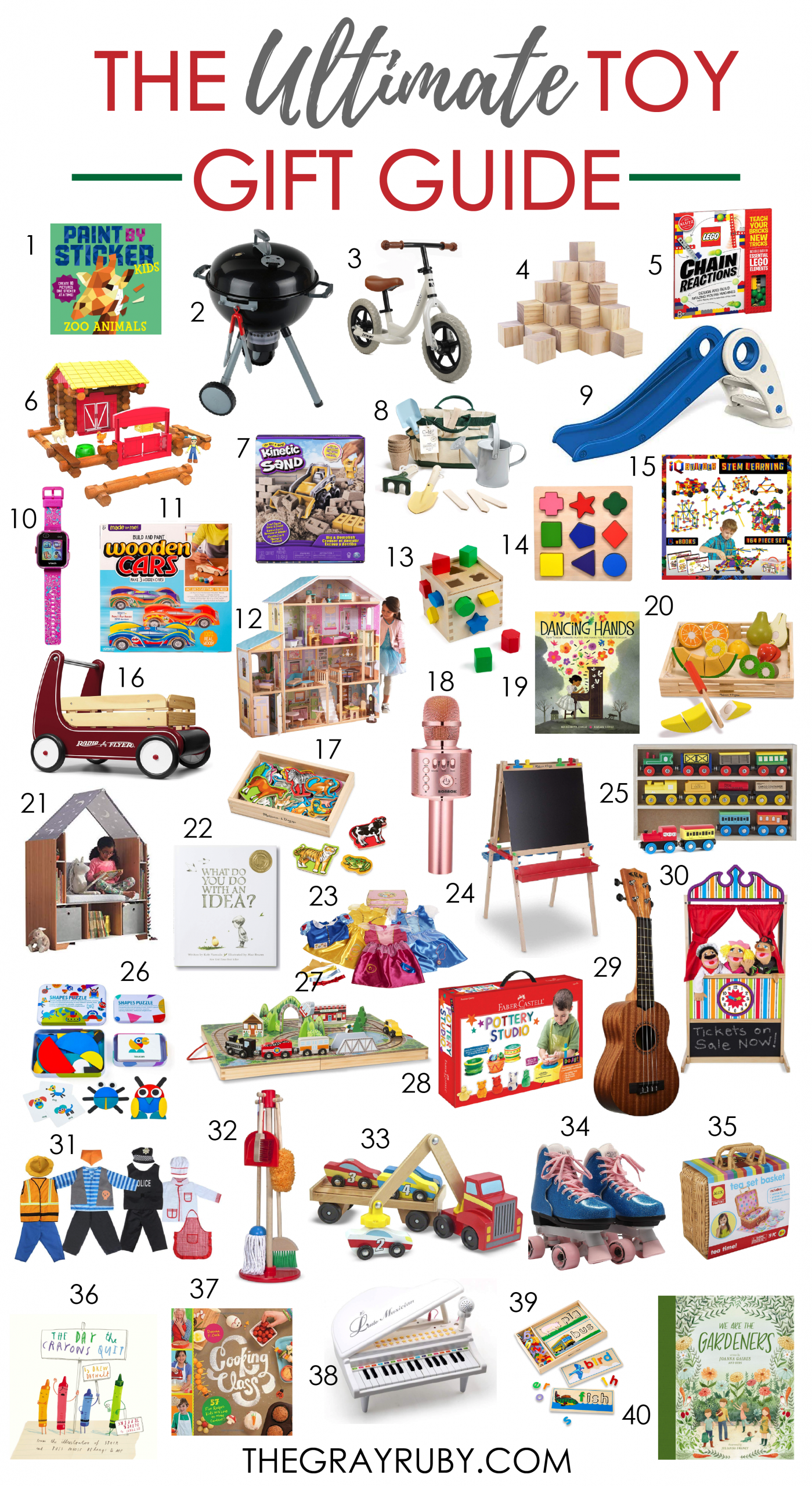 ultimate amazon gift guide for kids