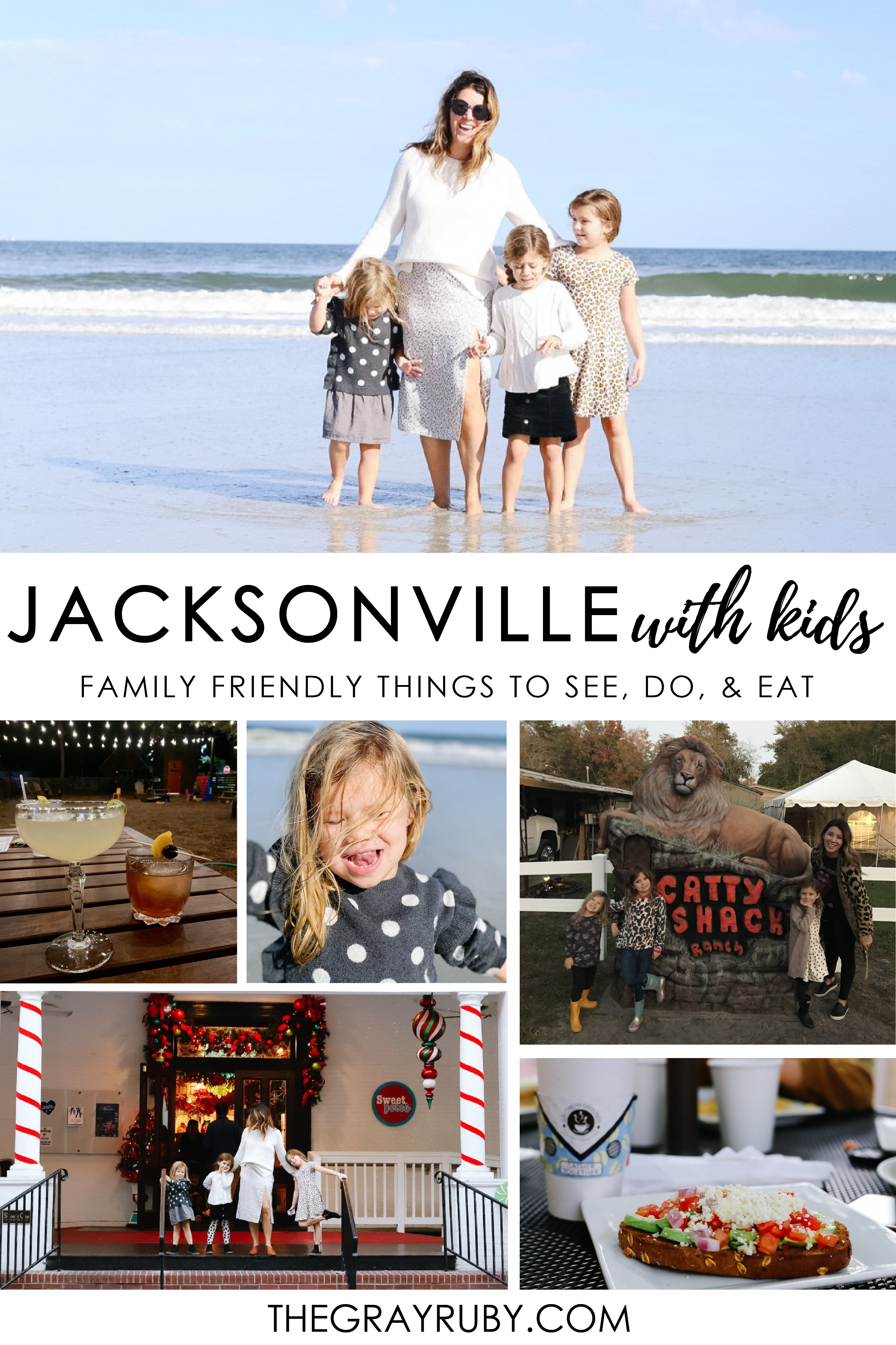 Jacksonville With kids - what to do, see and eat when traveling to Florida with your family