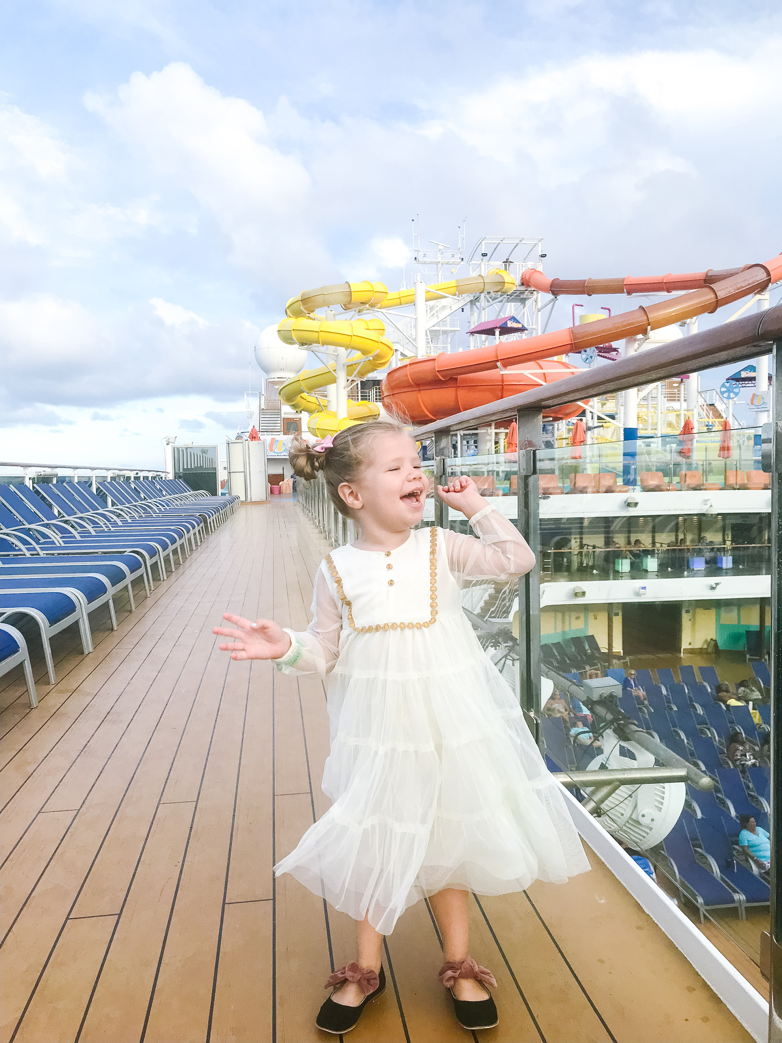Carnival Breeze with kids