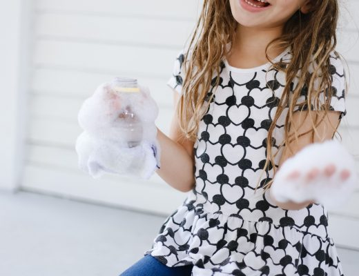 DIY Bubble Snakes activities for kids