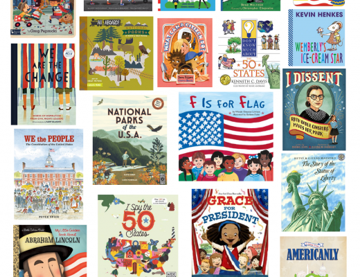 Fourth of July books for kids