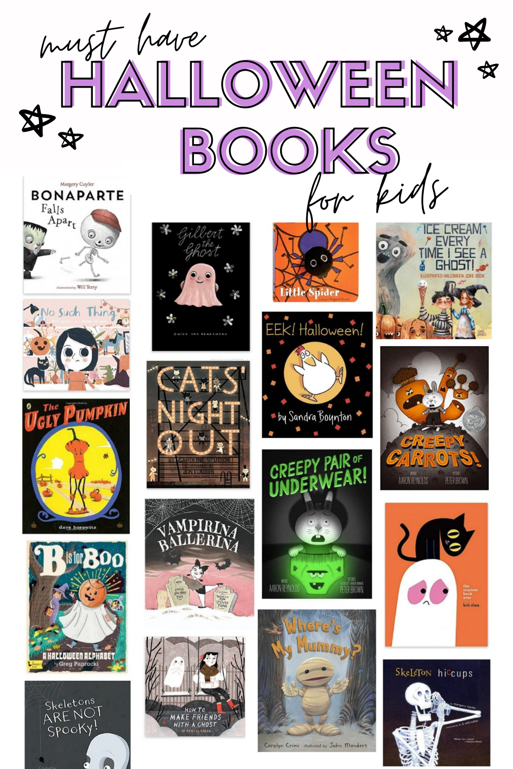 must have halloween books for kids