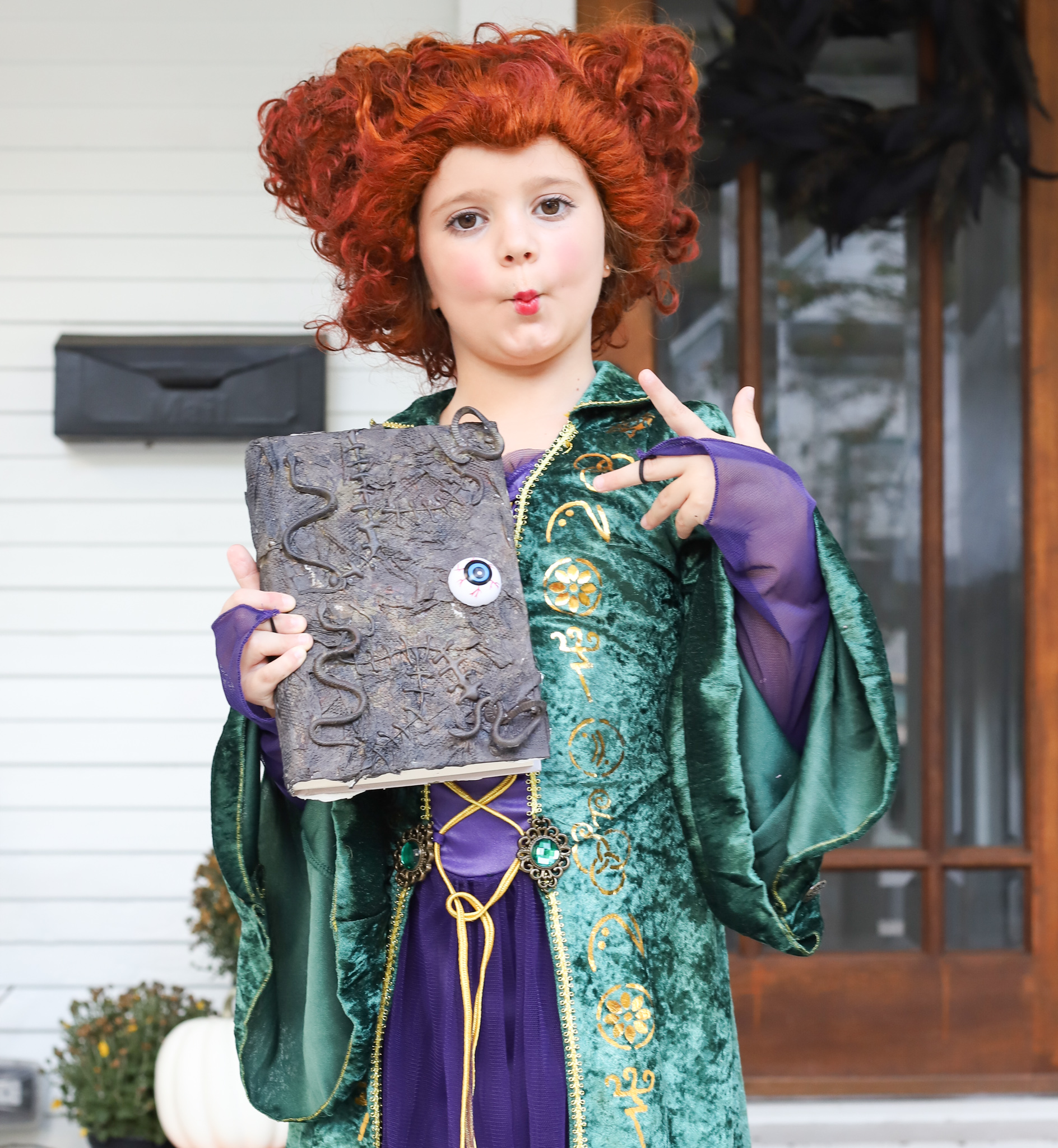 winifred Sanderson costume for girls