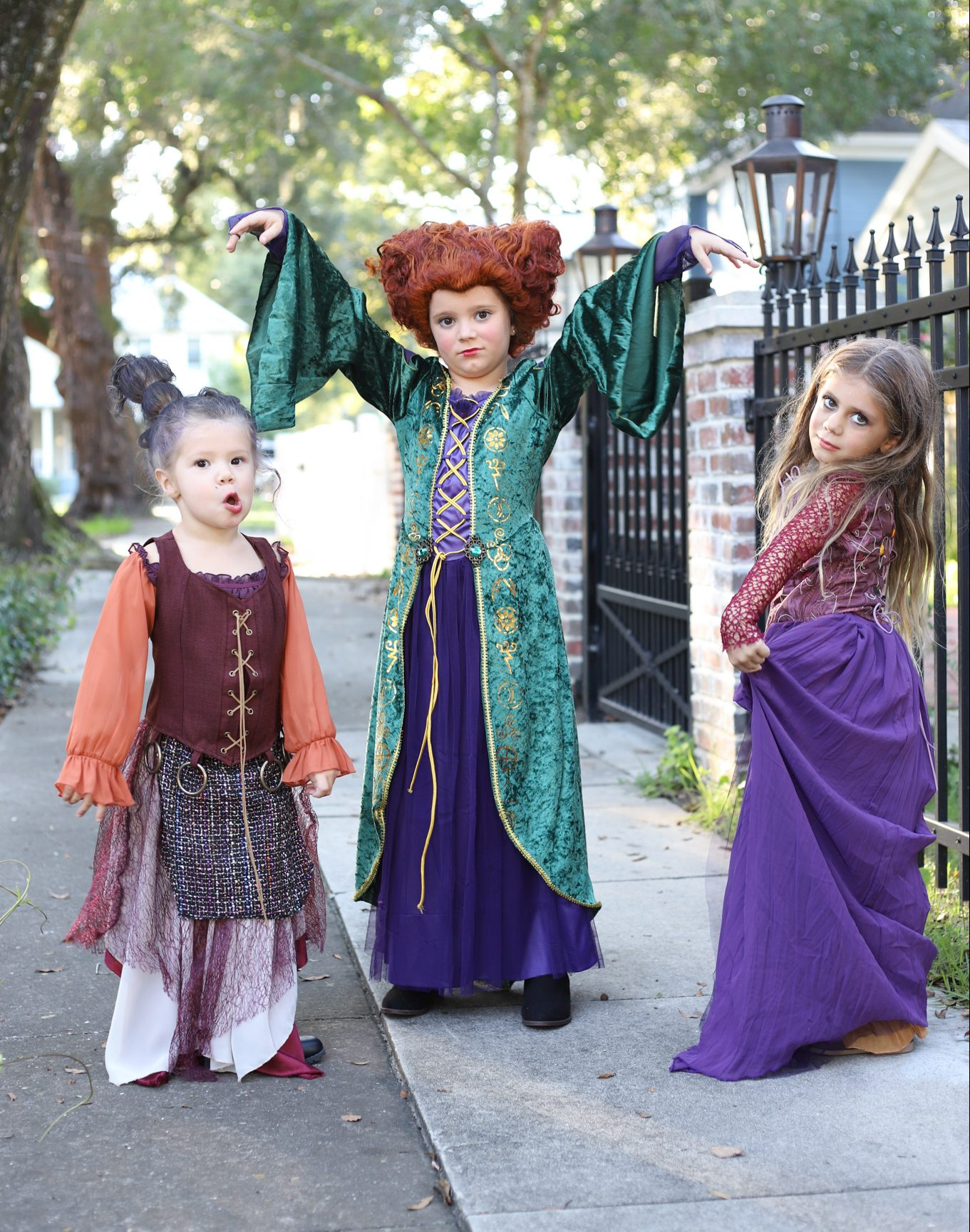 Sanderson Sisters - costume for kids