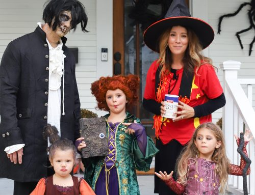 Hocus Pocus Family Halloween Costume