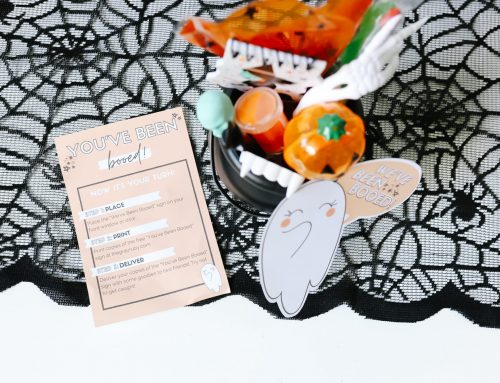 You've Been Booed – Halloween Printable