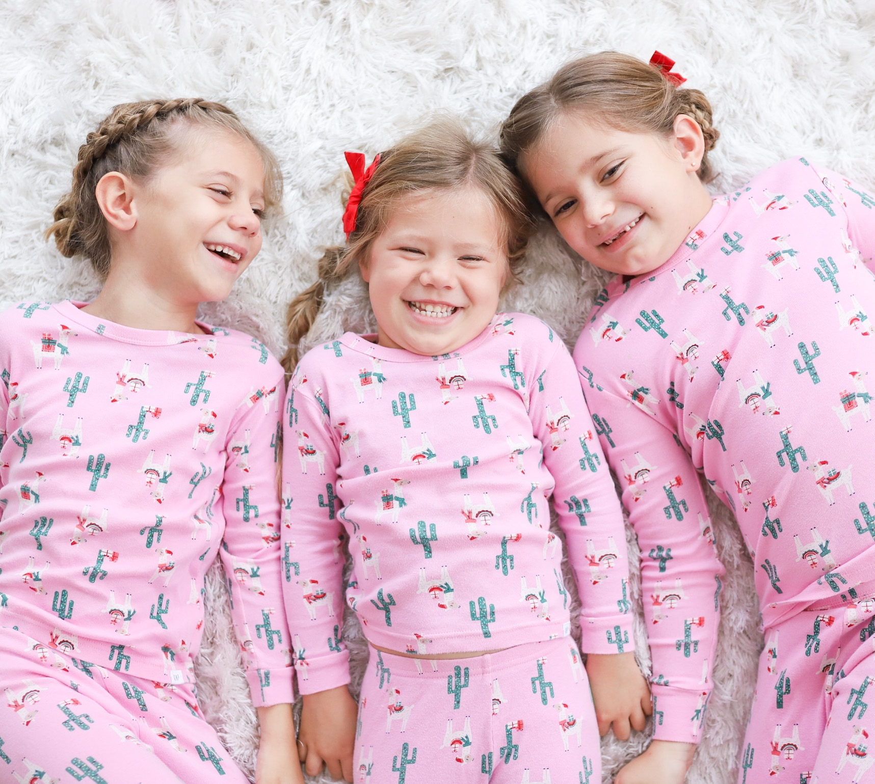 Christmas pjs for kids