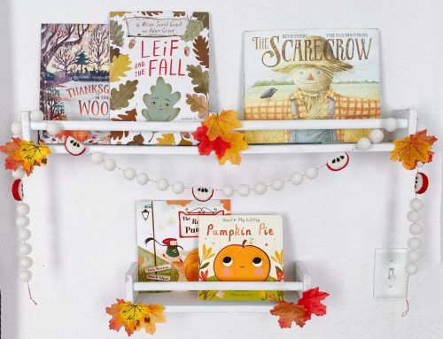 The Cutest Fall Books For Kids