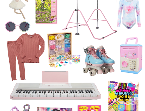 Christmas Gift Ideas for 6 Year Old Girls