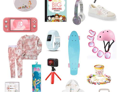 Christmas Gift Ideas for 8 Year Old Girls