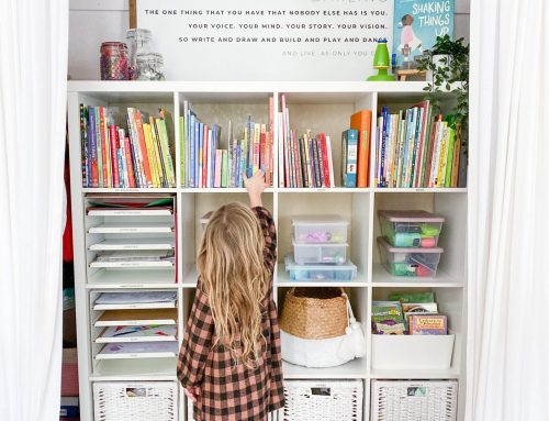 Unique Toy Storage Ideas