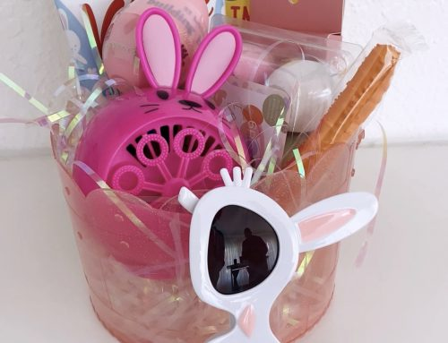 Budget Friendly Easter Basket for Girls