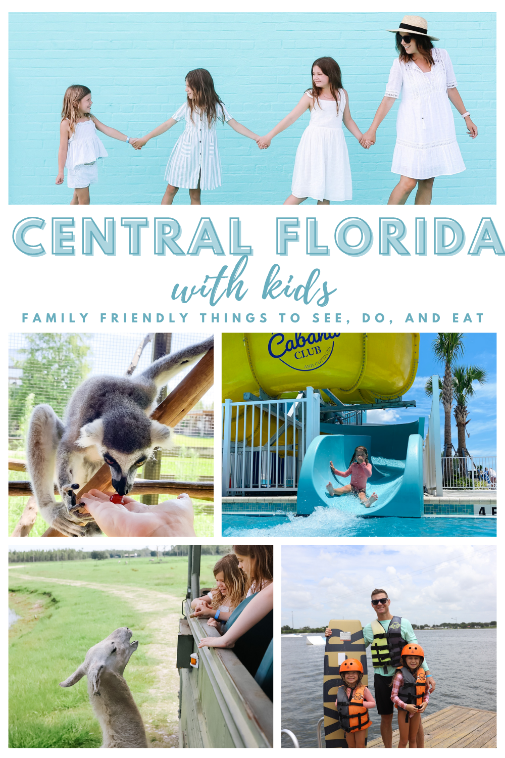 The best places to go with kids on Central Florida