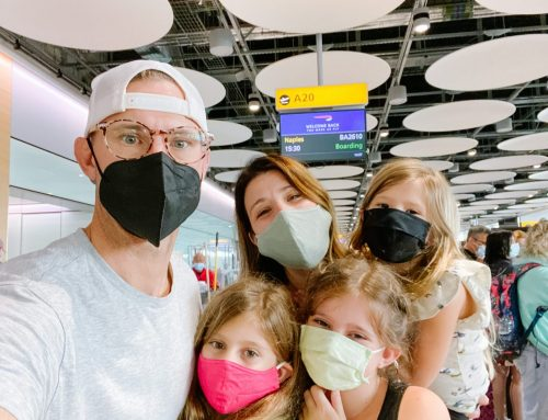 Packing Hacks For Families – 30 days in Europe with just a backpack